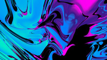 Abstact Creative Fluid Colors ...