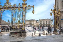 Nancy, Place Stanislas, Grand Est, Lorraine, France
