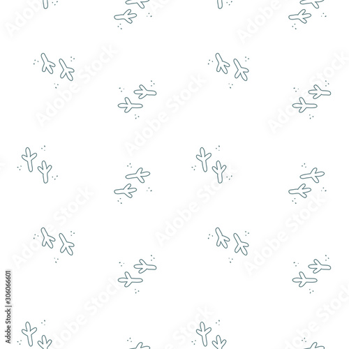 seamless-pattern-with-bird-tracks-winter-monochrome-background-of-doodle-bird-tracks-vector-8-eps