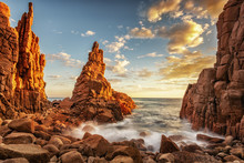The Pinnacles Rock, Cape Woola...