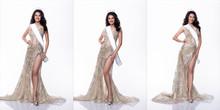 Portrait Of Miss Asian Pageant...