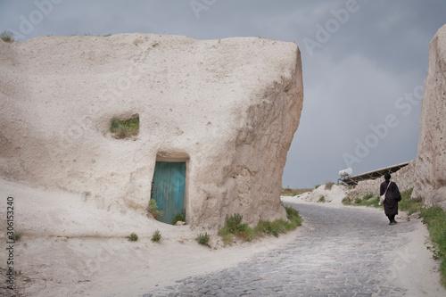 Valokuvatapetti rock formations in Turkey