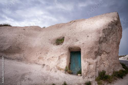 Fototapeta rock formations in Turkey