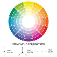 Color Scheme. Circular Color S...