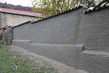 Mur D'enceinte Crépis