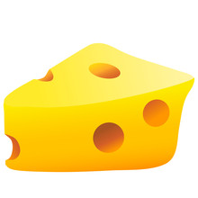 Color Image Of Cartoon Cheese ...