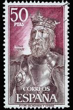Spain, Circa 1964-1965, Postag...