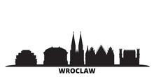 Poland, Wroclaw City Skyline I...