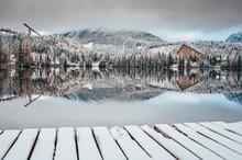 Fairy Tale Winter Christmas Sc...