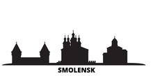 Russia, Smolensk City Skyline ...