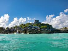 Mayan Ruins Of Tulum - Mexico