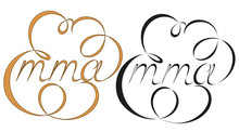 Name Emma, Made In The Vector ...