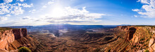Grand Canyon Panoramic Picture...
