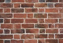 Old Brick Wall Of A Catholic C...
