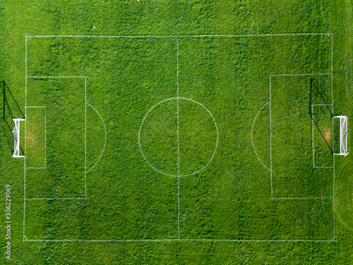 aerial-view-of-soccer-field