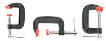 Set Metal Clamps From Differen...