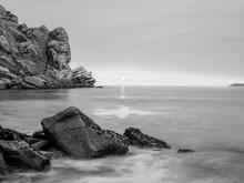 Morro Rock Bay Central Califor...