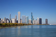 Downtown Chicago Skyline