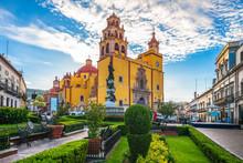 Facade Of Guanajuato Cateral I...