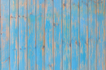 Blue wood background material