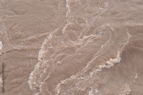 Alluvione Canvas Print