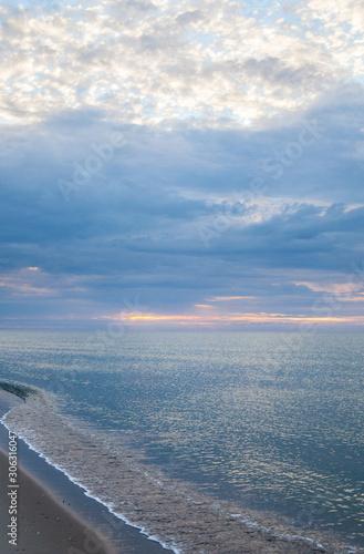 Photo The coast of the Black Sea