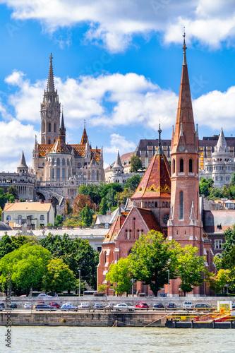 Fototapety, obrazy: Budapest Burgberg