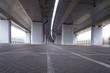 Strange kind of Urban Space under a bridge