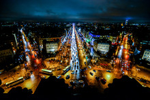 View From Arc De Triomphe At N...