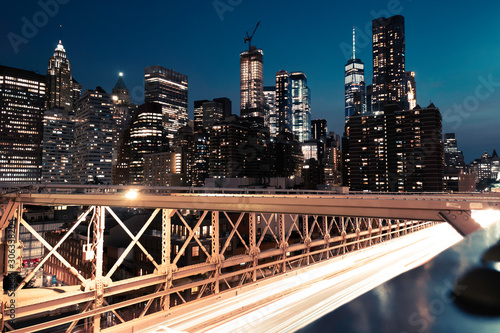 Obraz Rush Hour New York City - fototapety do salonu