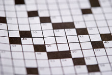 Blank Crossword Puzzle Sheet B...