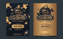 Casino Poker Tournament Invita...