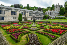 Lanhydrock House And Garden Cornwall