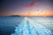 Überfahrt Meer