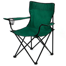 Folding Camping Chair Isolated...