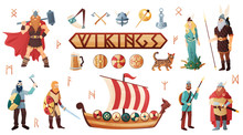 Vikings Culture Set