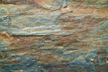 Mountain Rock's Rough Texture For Background Or Banner