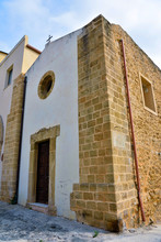 Former Church Of St. Michael The Archangel Sciacca Sicily