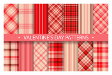 Plaid Pattern Seamless Ornate....