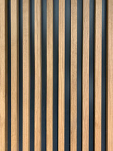 Close Up View Of Wooden Panel.