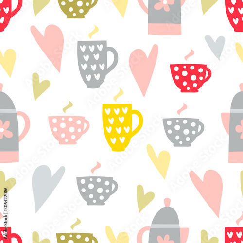 coffee-and-tea-seamless-pattern