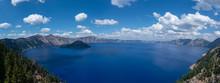 Panoramic Views Of A Caldera K...