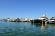 A Row Of Upscale High-end Cabb...