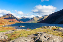 Wast Water, One Of The Famous ...