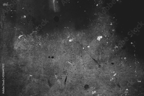 Obraz Image of old surface texture black and white colors - fototapety do salonu