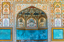 An Alcove At The Ganesh Pol Pa...