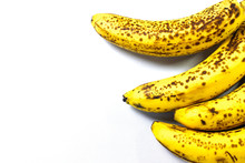 Organic Bananas With Freckles ...