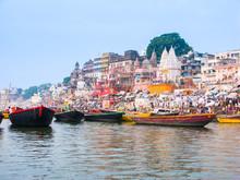 VARANASI, INDIA - FEB 19 -The ...