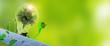 canvas print picture - Energie - Nachhaltikeit - Umweltschutz