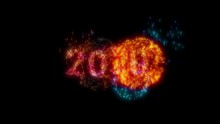 Beautiful 2020 Fireworks Show ...